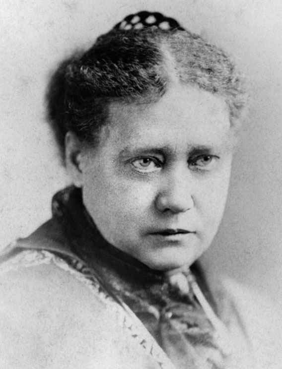 H. P. Blavatsky in New York days