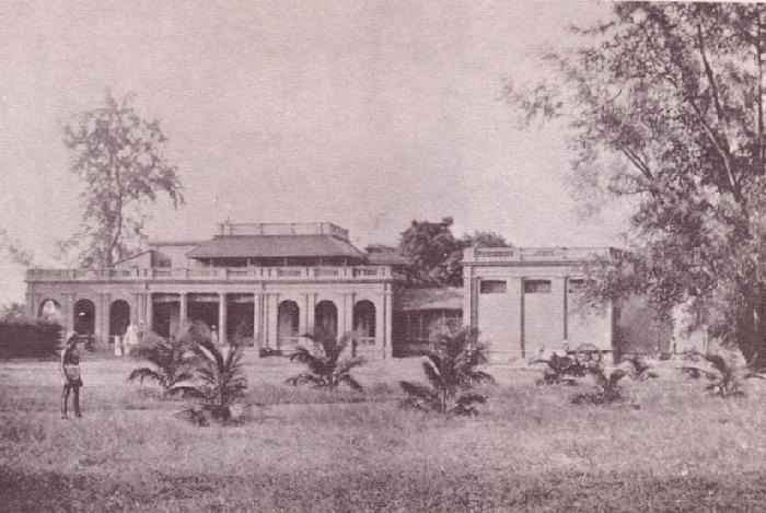 Theosophical Society, Adyar, Madras, India, 1890.