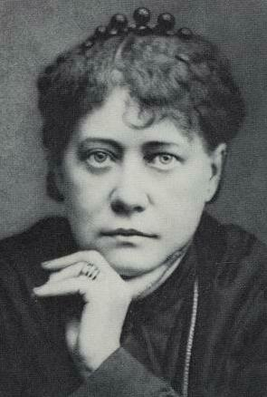 HP Blavatsky in 1877, New York