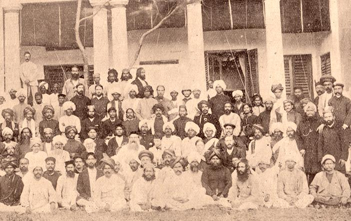Theosophical Convention, December 1884