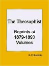 The Theosophist edited by H.P. Blavatsky