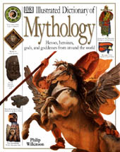 Illustrated Dictionary of Mythology